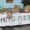 Klimaprotest auf Ulzburgs Straßen: