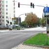 Hamburger Straße ist ziemlich duster - CCU am Donnerstag gut zu Fuß und mit dem Fahrrad erreichbar