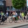 Rathaus verkauft Fahrräder