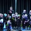 Kindergarten-Kinder begeistern im Alstergymnasium