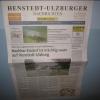 In eigener Sache: Zeitungsausträger gesucht