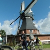 Mit dem Rad zur Mühle