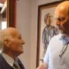 Maler Albert Christoph Reck:  93 Jahre – und noch so viele Pläne!