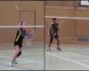 Badminton: Heuermann und Hellmann sorgen für Ruhe im gegnerischen Fanblock