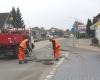 Baustellenchef Schleswig-Holstein-Straße: Wir werden alles daransetzen den Termin zu halten! Bei uns gehts zwischen Penny und Trögenölk weiter!
