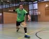 Badminton: Meisterschaft und Bangen