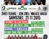 Fußball-Kreisderby gegen Todesfelde steht an – Freier Eintritt mit Handball-Ticket