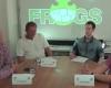 Jetzts gibt's Frogs-TV - Knüppel, Jakstat und Gottstein im Gespräch mit Lukas David