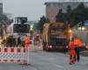 Großbaustelle Hamburger Straße: es läuft alles wie am Schnürchen!
