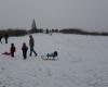 Schnee und Rodel gut in Henstedt-Ulzburg