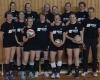Volleyballerinnen steigen auf