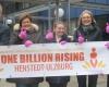 One Billion Rising - Tanz gegen Gewalt an Frauen und Mädchen