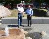 CCU-Erfinder Skrabs schenkt Gemeinde den Europagarten