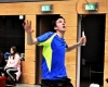 SVHU- Badminton-Team entscheidet Top-Spiel für sich