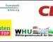 CDU, WHU, BFB und FDP: SPD betreibt billige Polemik