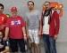 Tennis mit Flüchtlingen - SVHU unterstützt Willkommensteam