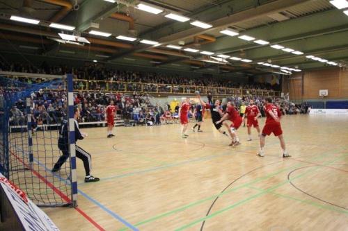 Handballangriff