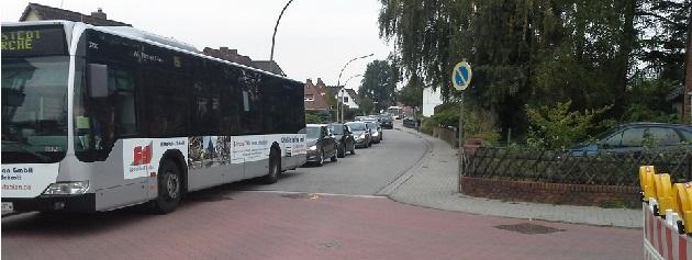Kirchweg ab Montag gesperrt