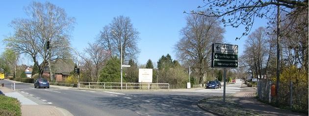 An der Ecke Kisdorfer Straße/Bürgermeister Stennbock-Straße will die Kommunalpolitik ein 8-Parteien-Wohnhaus genehmigen