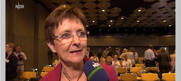 Gemeindevertreterin Verena Grützbach