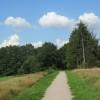 Wanderweg durch die Pinnauwiesen