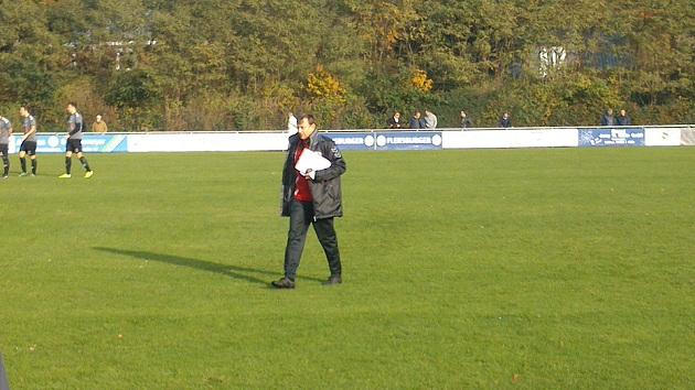 Trainer Jens Martens