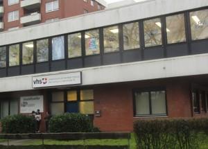 Volkshochschulstandort in der Lindenstraße