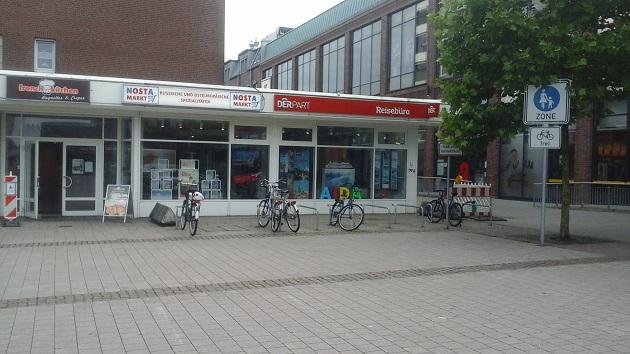Tatort CCU-Vorplatz