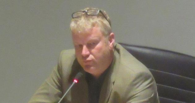Bürgermeister Stefan Bauer