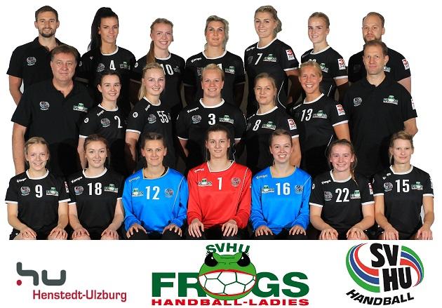 Mannschaftsfoto 2017-2018