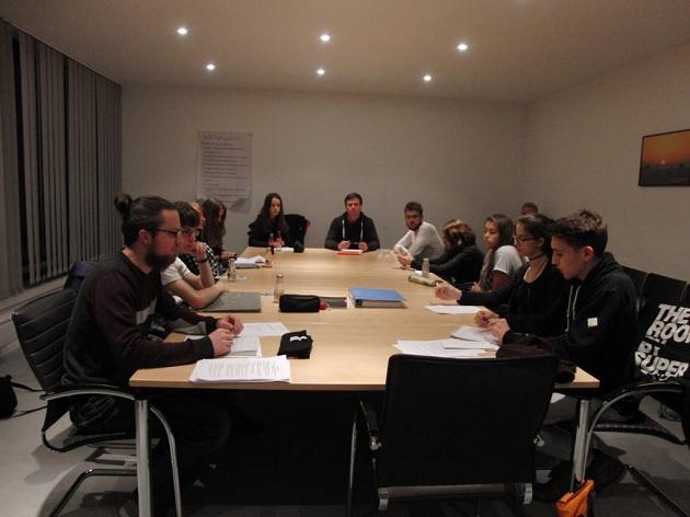 Kreativ und engagiert: Henstedt-Ulzburgs Nachwuchsparlamentarier