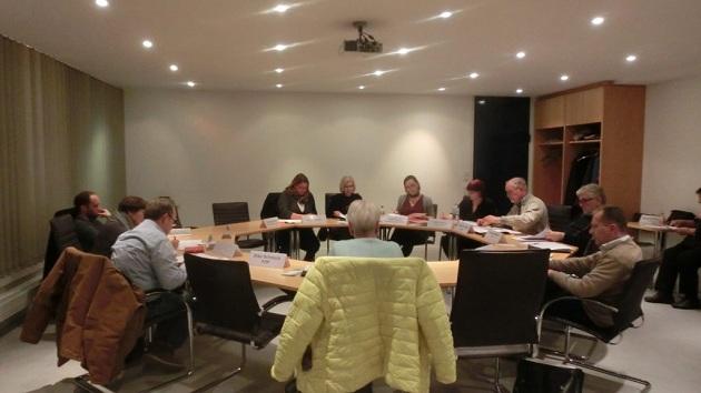 Viele Plätze frei, aber dennoch beschlussfähig - Der Sozial-, Senioren- und Gleichstellungsausschuss