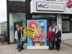 VHS-Leiter Dr. Jochen Brems und sein Team sind die Garanten für Henstedt-Ulzburgs Erwachsenenbildung