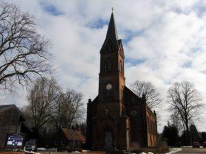 Vom 02.03. bis zum 04.03. läßt die Henstedter Kirchengemeinde ihre Türen ganztägig unverschlossen