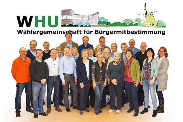 Das WHU-Team