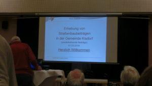 Ist Kisdorf der Großgemeinde Henstedt-Ulzburg um Meilen voraus?