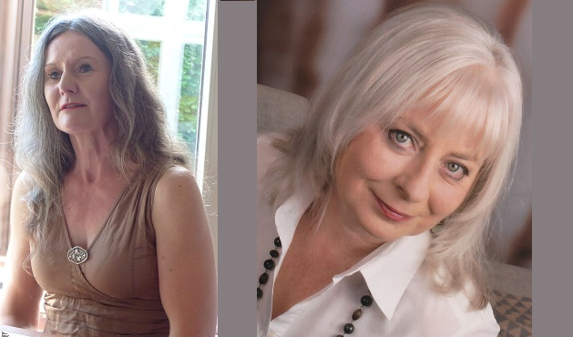 Carlotte Richter-Peill und Anette Schwohl