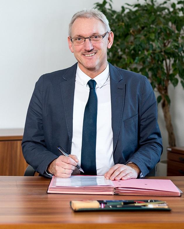 Kandidat Holger Diehr