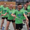 Siegten gegen den ATSV Stockelsdorf: v.l.n.r.: Marcel Muchaier, Linea Kümmel, Melanie Jacke, Herberto Werner, Svenja Hellmann, Felix Jacke und Max Wolk